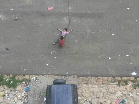 A child was killed by a Houthi sniper in Taiz governorate