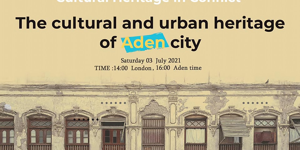 The Southern Independent Group Cordially invites you to a Webinar on   Cultural Heritage in Conflict: The Cultural and U