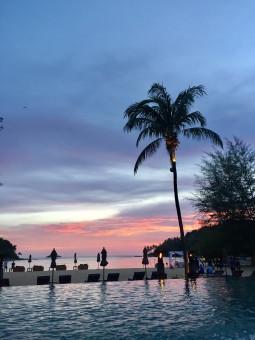 8月の香りでタイに旅行気分