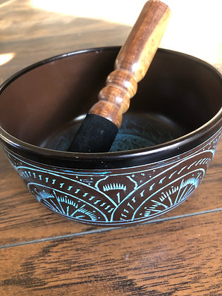 Remover of Obstacle for Self-Confidence: Indian Singing Bowl