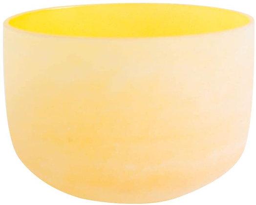 Solar Plexus Crystal Bowl