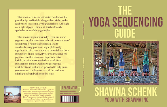 E-Book: The Yoga Sequencing Guide