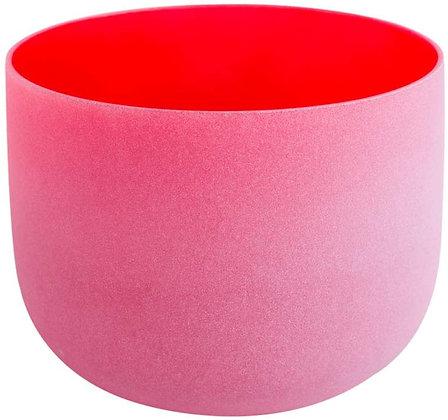 Root Chakra Crystal Bowl