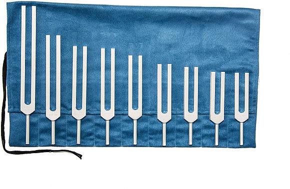 Solfeggio Tuning Fork Set