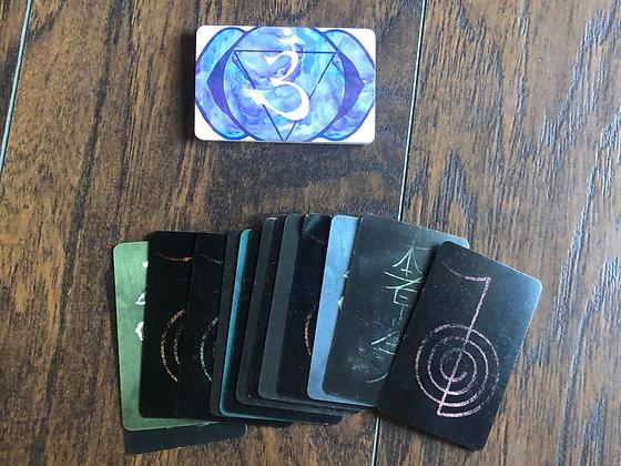 Reiki Cards
