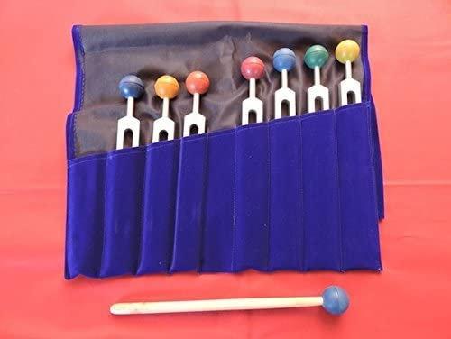Chakra Tuning Forks Set (7)