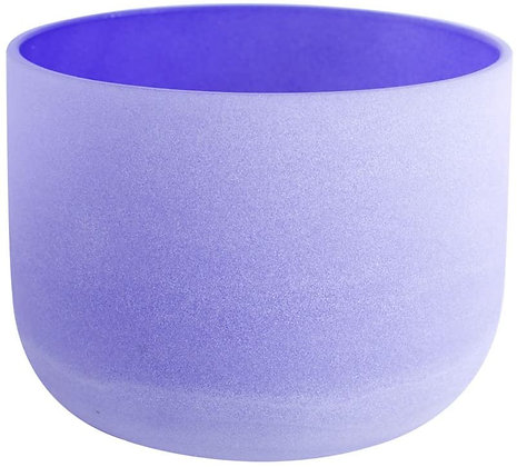 Crown Chakra Crystal Bowl
