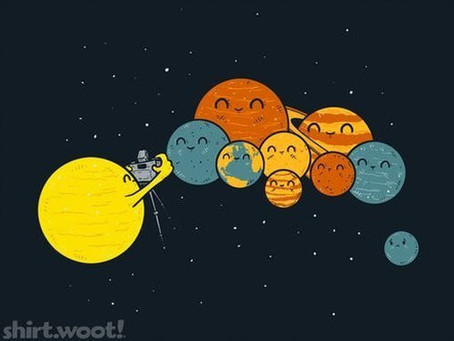 5 Planets Walk In To A Bar...