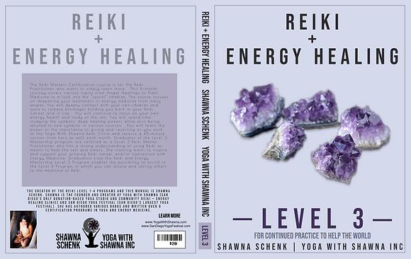 E-Book Reiki Level 3 Manual