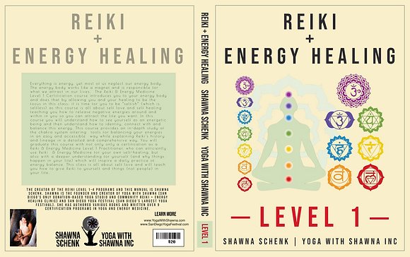 E-Book Reiki Level 1 Manual