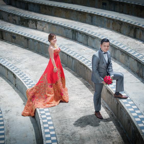 AD Wedding of Jonathan & Adeline
