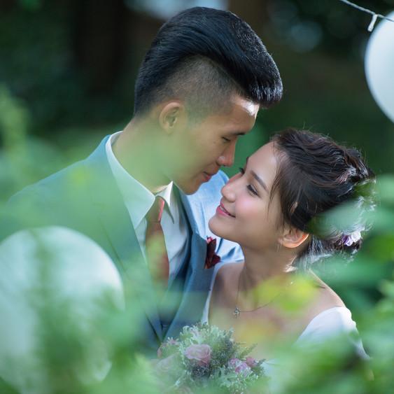 ROM Wedding of Wayne & Mee Hua