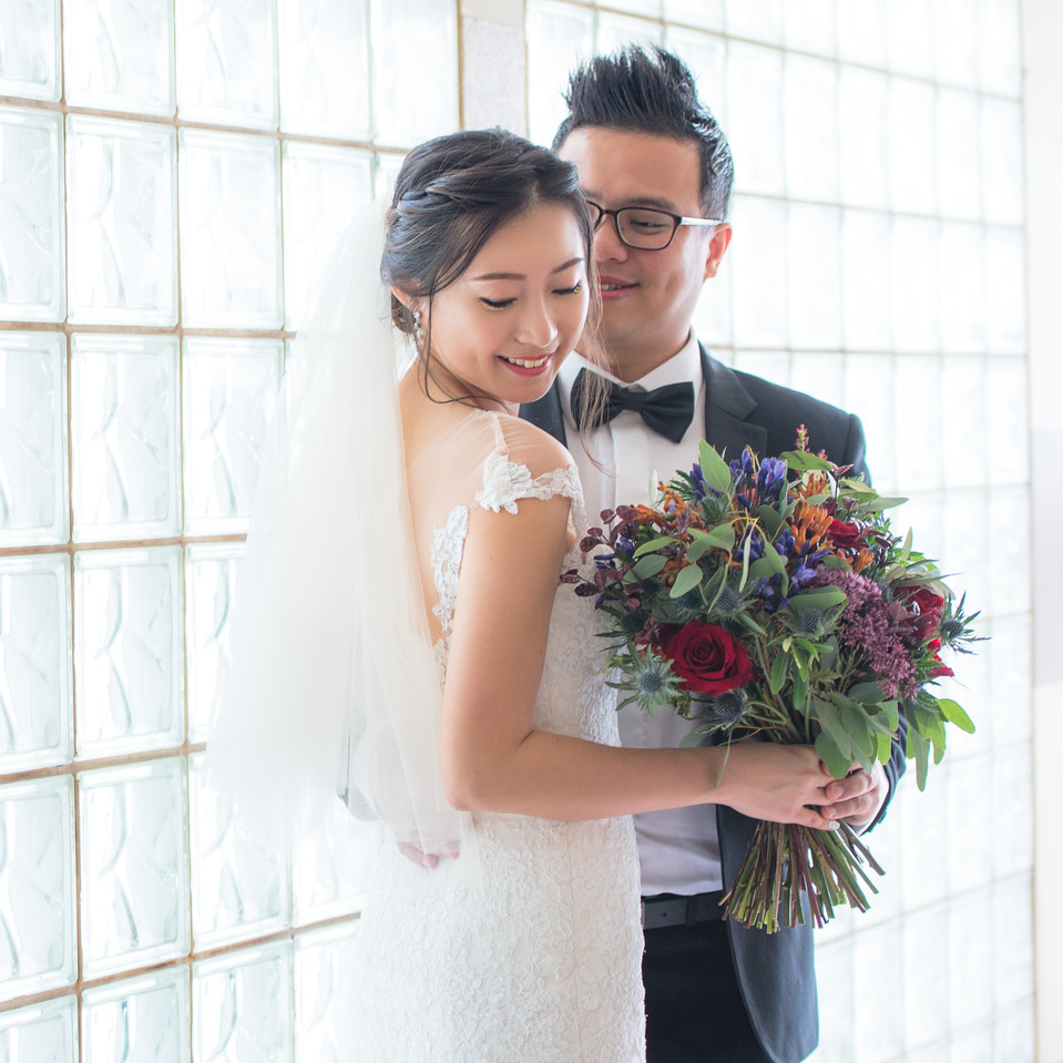 AD Wedding of Freddie & Yuan Yuan
