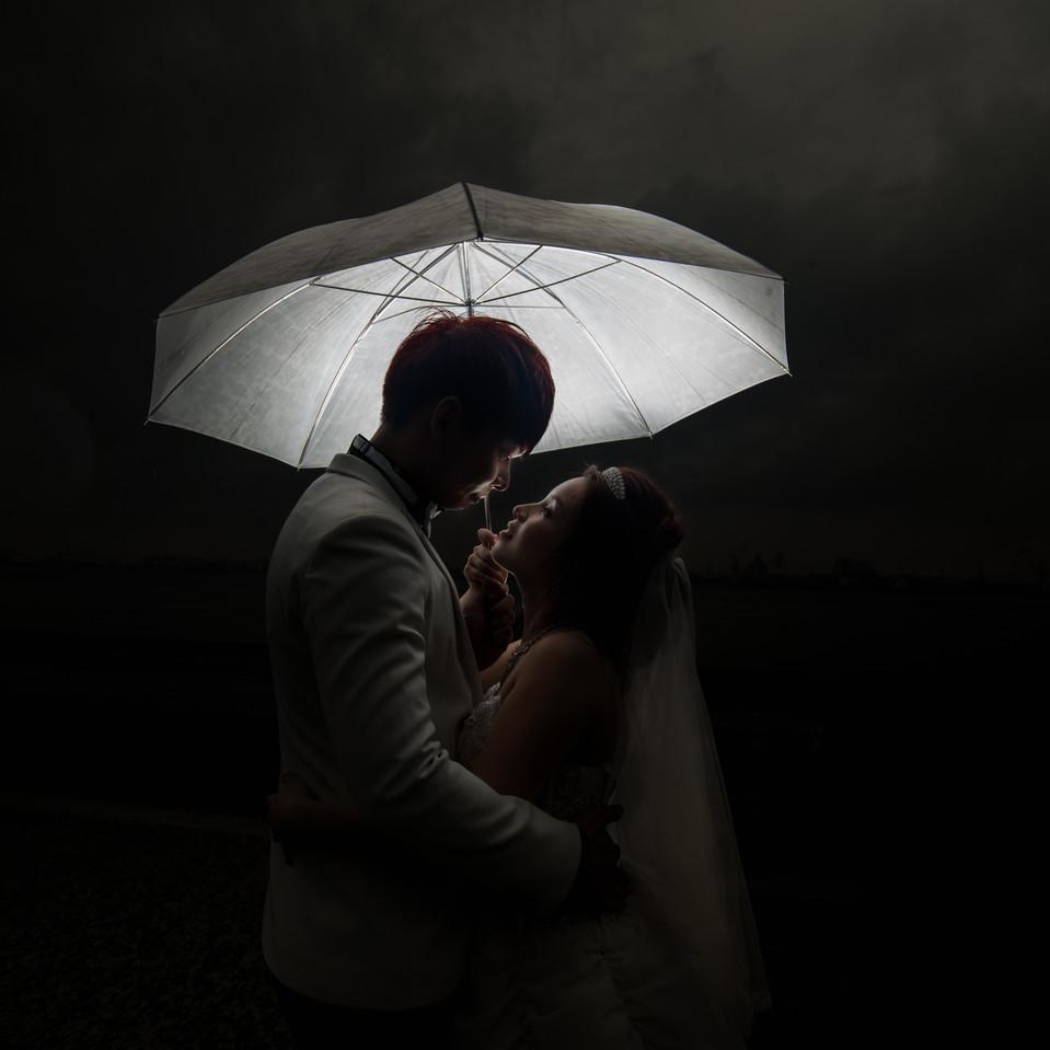 AD Wedding of Bruce & Dawn