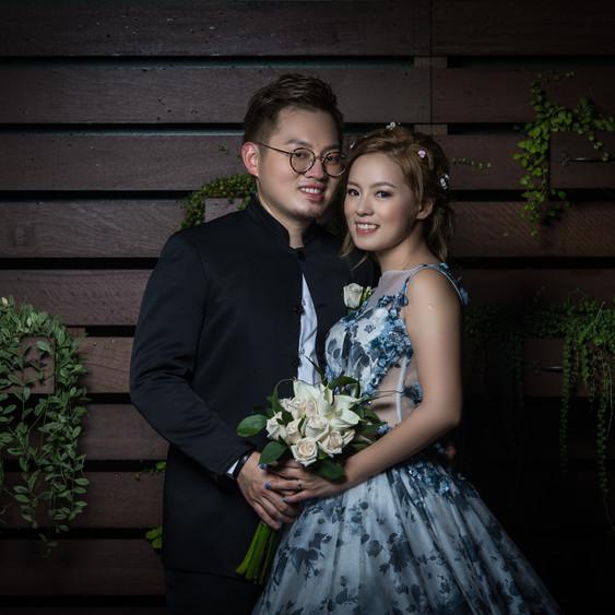 ROM Wedding of Walter & Elaine