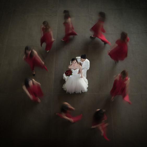 AD Wedding of Iavn & Lu Hui