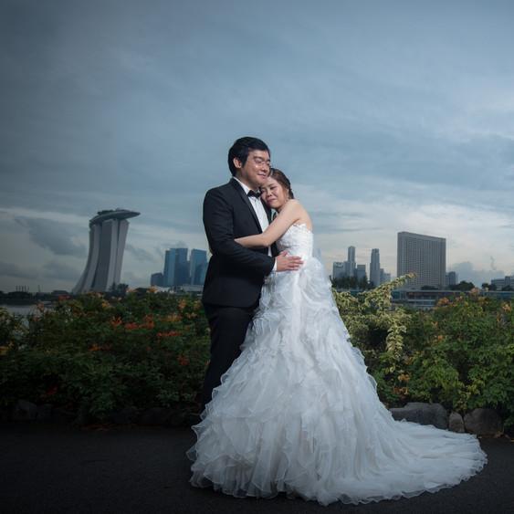 AD Wedding of Jee & Amy