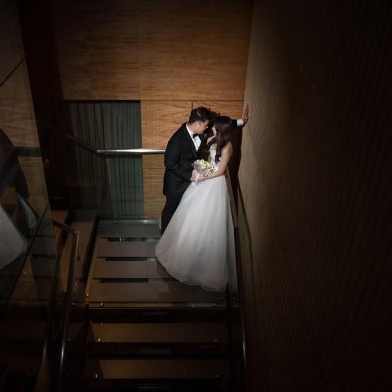 AD Wedding of Adrian & Hui Ying