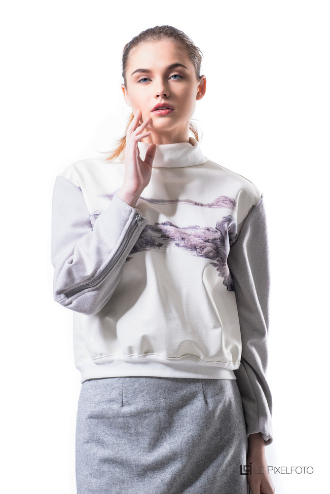 LaSalle College Jakarta Fashion Lookbook Art Director : @Shintadj Designer : Anansa Taira MUA : Morin Model : Ira Titanova Photography : @darrellneo