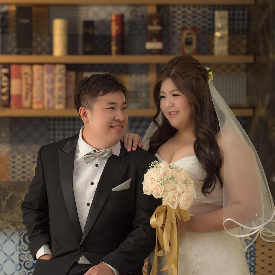 AD Wedding of Leon & Michelle