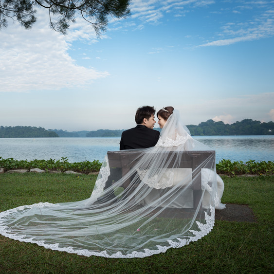 AD Wedding of XJ & Cindy