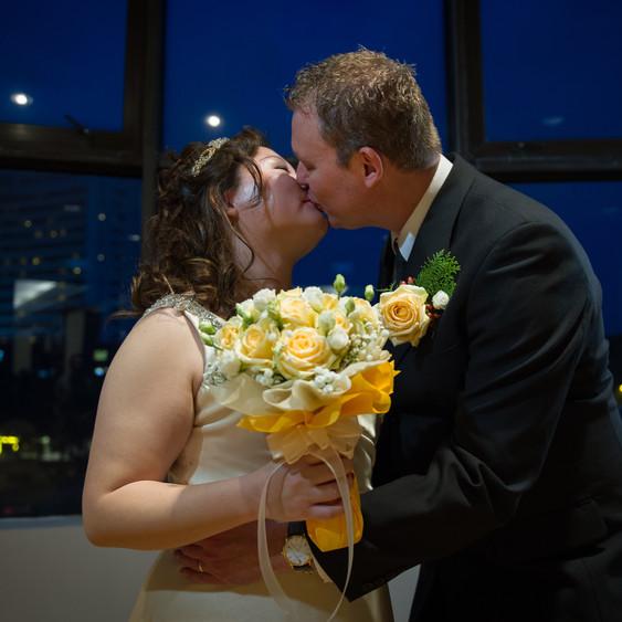AD Wedding of Adam & Bernice