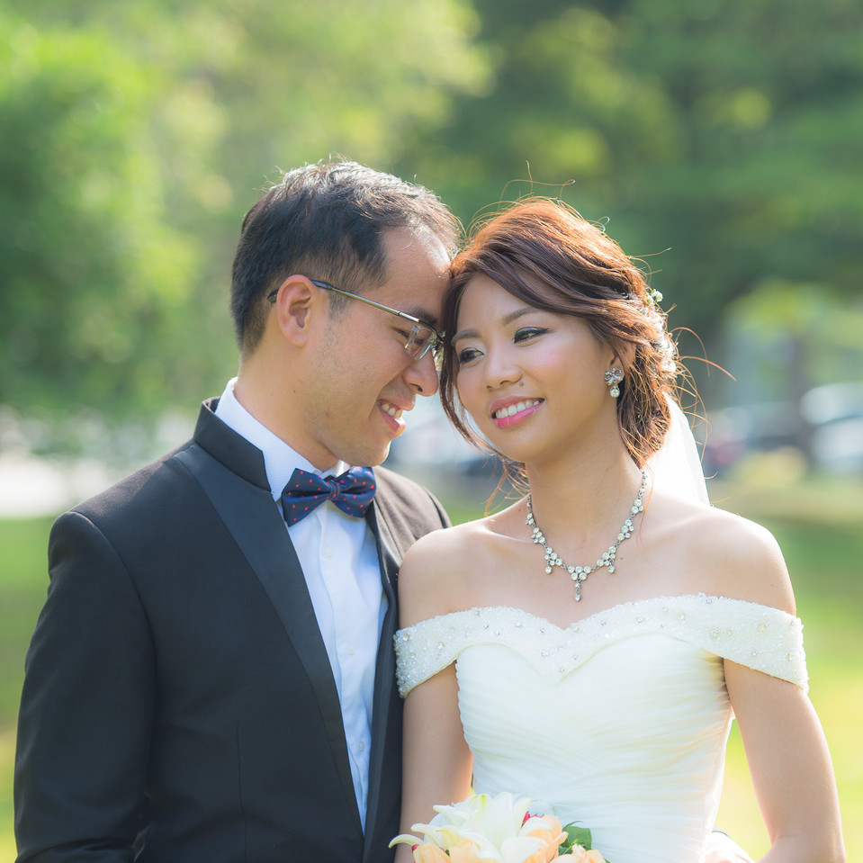 AD Wedding of Norman & Xin Yi