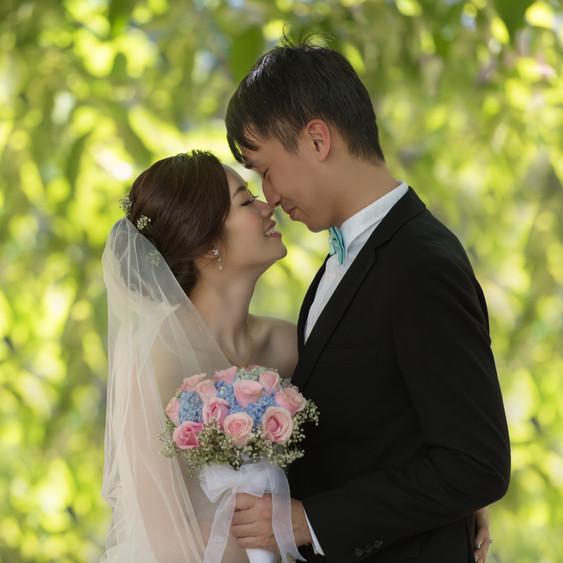 AD Wedding of YongYi & YanMei