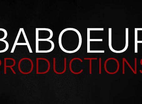 18.56 dans le catalogue de Baboeup Productions