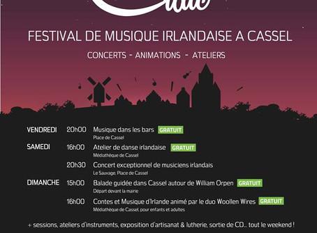 Workshop : Cassel Craig Festival #1