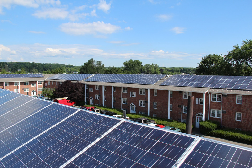 Ashley Arms Apartments Solar