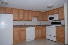 Sutton Place Apartments New Kitchen