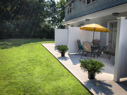 Lakewood Townhouse Patio