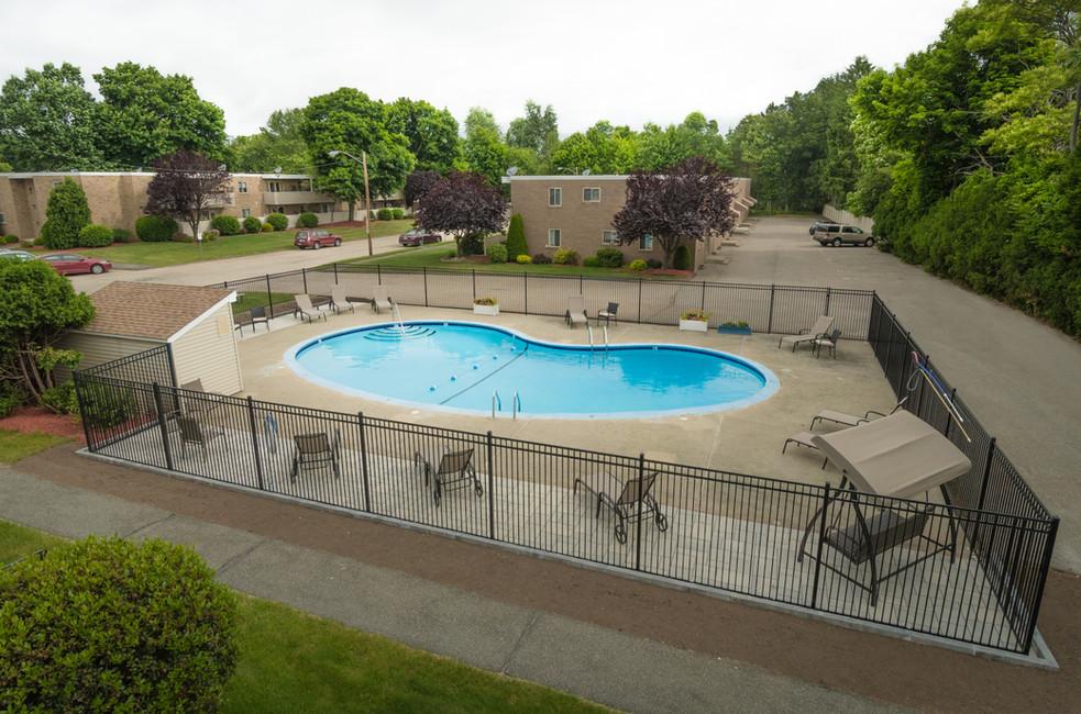 Sutton Place Pool