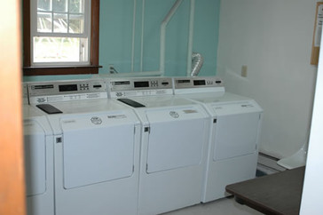 Colonial Village Apartments Laundry