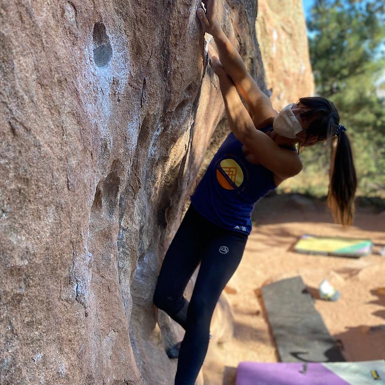 Outdoor Climbing Movement + Technique