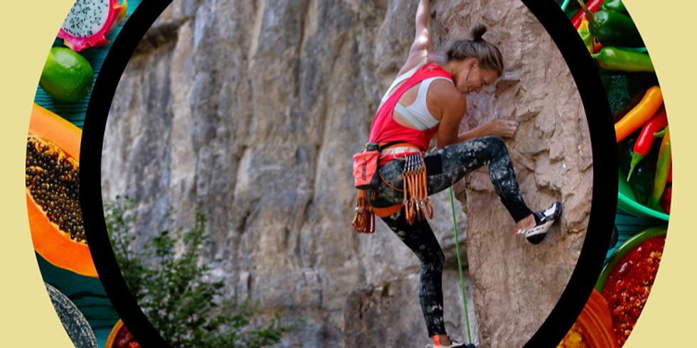 She Sends - Send It: A Climbers Framework to No-Stress Fueling
