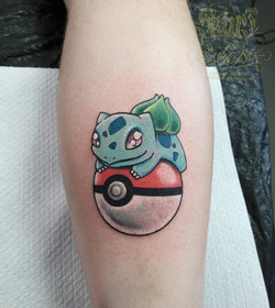bulbasaur pokemon