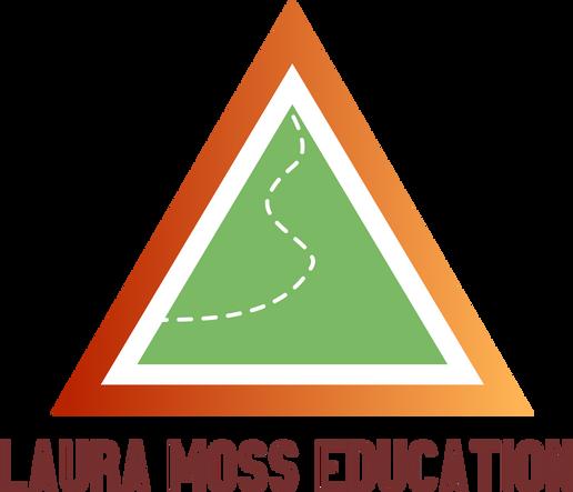Laura Moss Education Logo