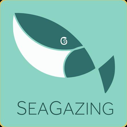 SeaGazing Podcast Logo (unused)