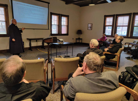 Clericus Focuses on Mission, and Membership