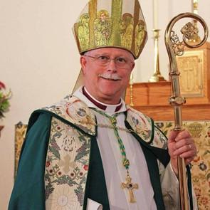Archbishop Shane B. Janzen, Primate of the Traditional Anglican Church