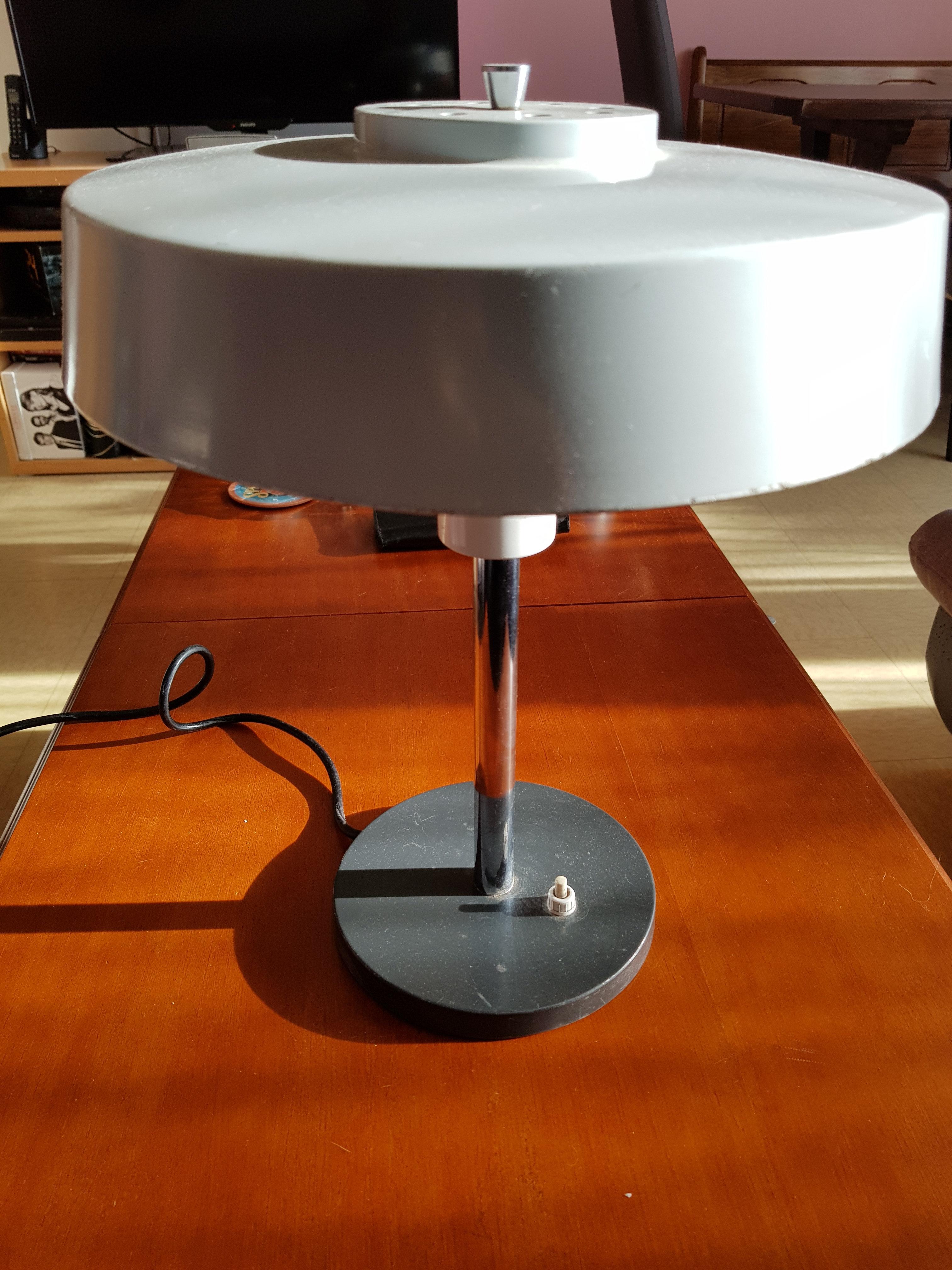 Bureau Metallique Industriel Vintage lampe de bureau vintage style industriel | laboutiqueauxtresors