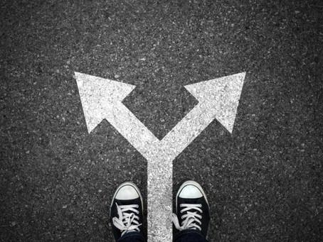 Quanto você já perdeu por não decidir, não agir?
