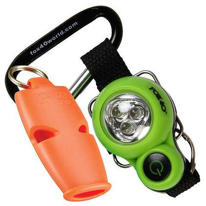 XP LED Light + Micro (LED with Whistle)