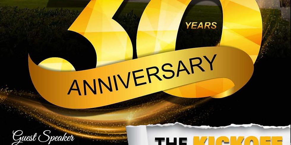 30 Year Church Anniversary
