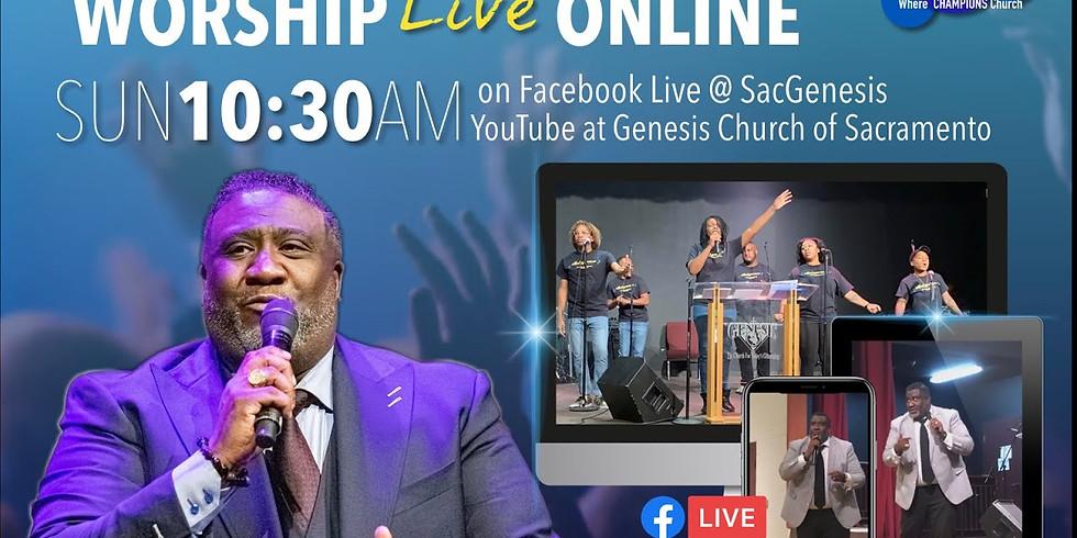 Worship Live Online