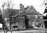 Boyden, Albert Gardner Memorial Gymnasium