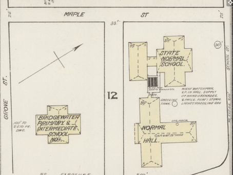 Hidden in Plain Sight: Bridgewater's First Public School