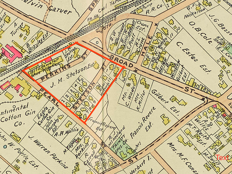 Behind the Name: Stetson Street